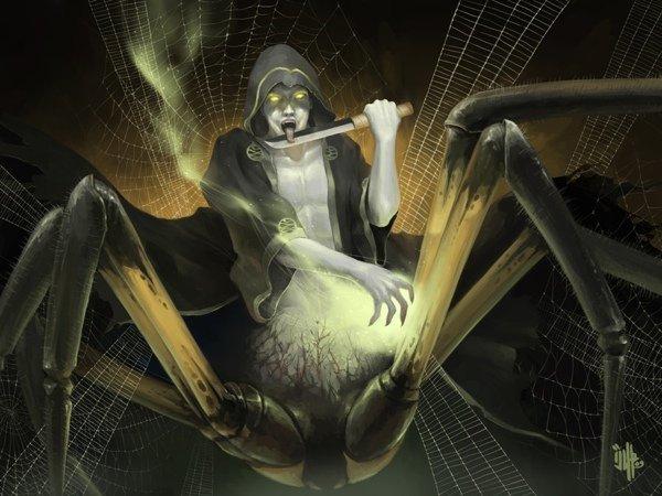 10 Малоизвестных ужасающих монстров