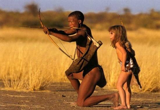 Невероятная история Типпи Дегри, настоящей девочки-Маугли