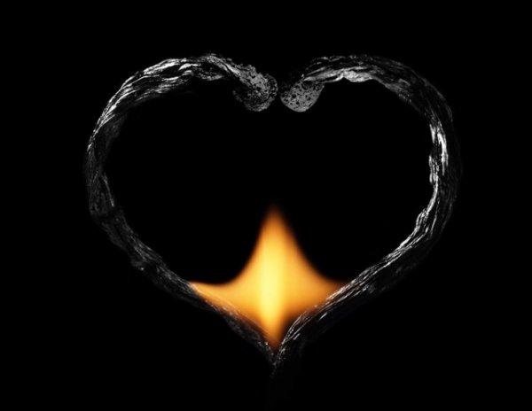 Фотокартины из горящих спичек от Станислава Аристова (30 шт)