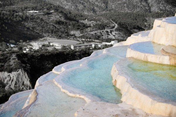 Природные достопримечательности Китая: Baishuitai (Террасы Белой Воды)