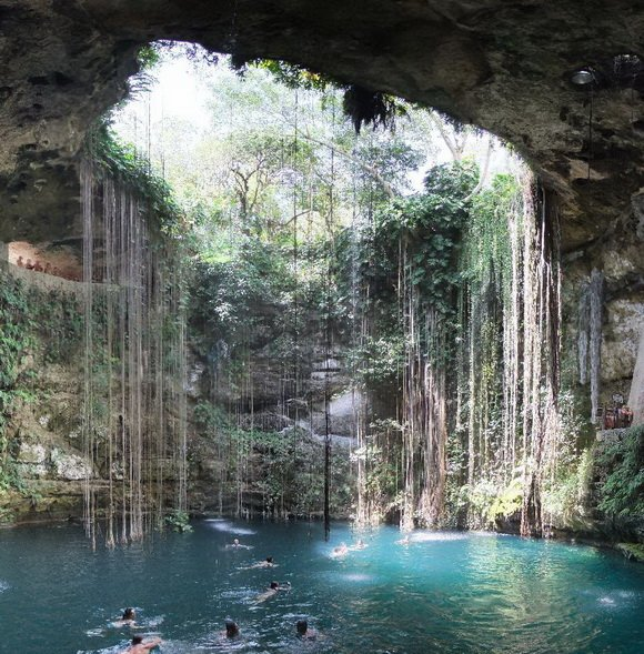 11 Необычных пещер со всего мира