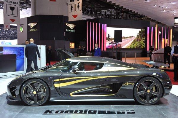 Автопремьеры Geneva Motor Show 2013 (73 фото)
