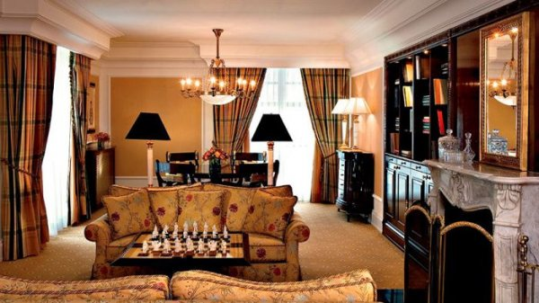 Топ-10: Самые дорогие гостиничные апартаменты