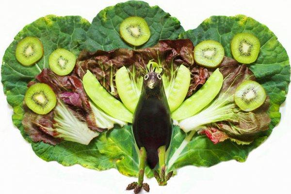 Забавные фотографии еды от Ванессы Дуалиб (17 шт)