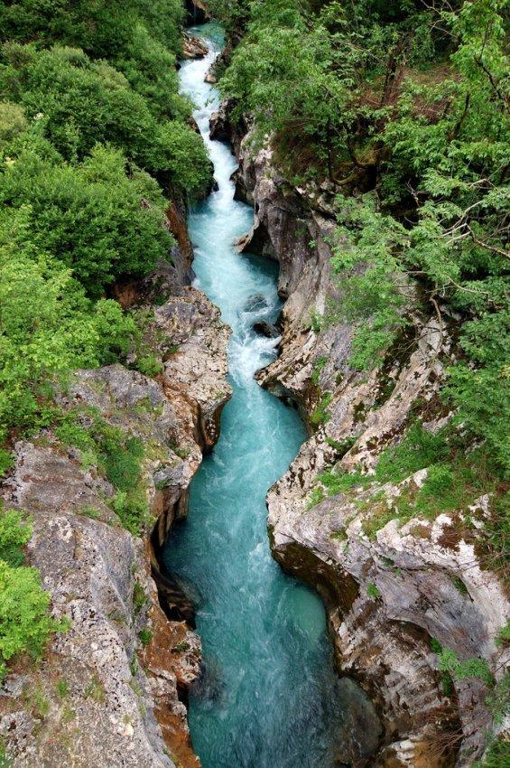 Соча – река изумрудного цвета (9 фото)