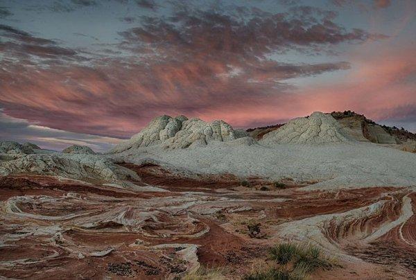 Уайт-Покет, Национальный заповедник Вермилион Клиффс, Аризона