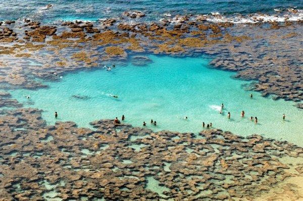 Ханаума Бэй – тропический рай на Земле (21 фото)