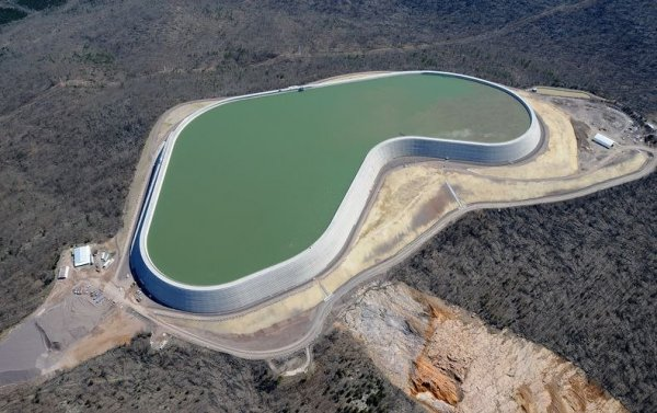 Необычная гидроэлектростанция, находящаяся в 80-ти км от источника воды (11 фото)
