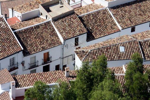 Белые города Андалусии