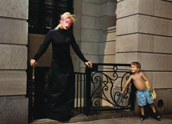 Знаменитости в необычных фотографиях Мартина Шоллера (26 фото)