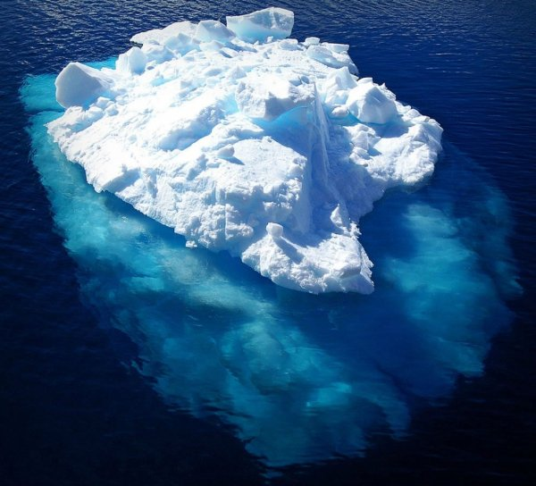 В царстве снега и льда (39 фото)