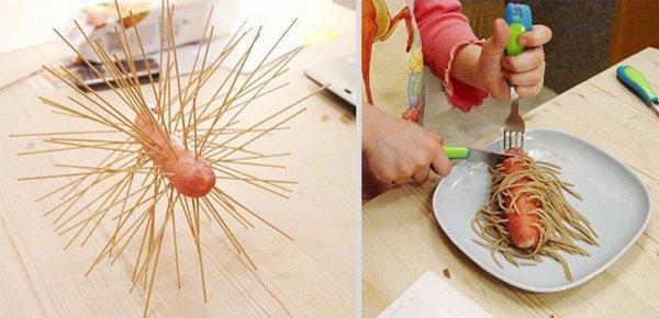 Креативный дизайн блюд (17 фото)