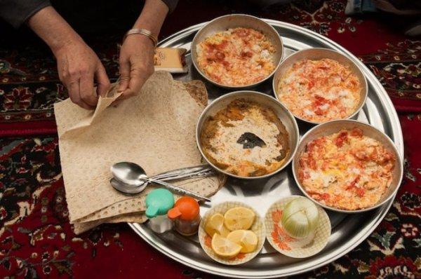 Традиционные завтраки разных стран (18 фото)