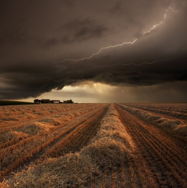 Стихия природы в фотографиях Франца Шумахера
