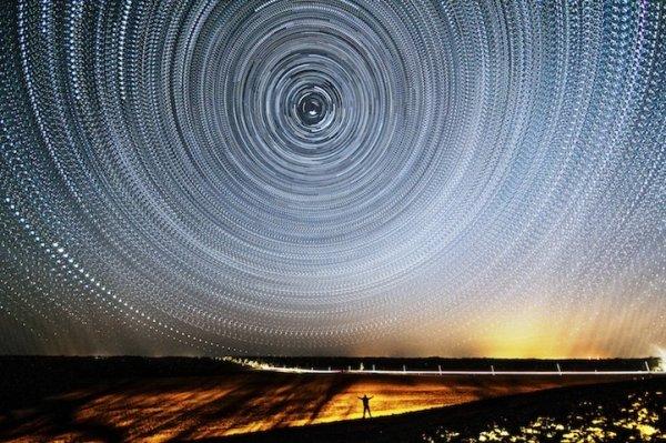 Нереальное небо в фотографиях Мэтта Моллоя (9 шт)