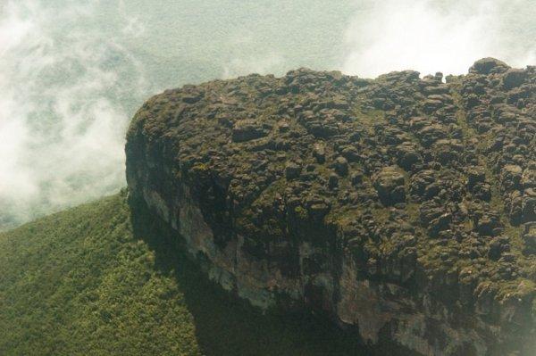 Столовые горы или Тепуи в Венесуэле
