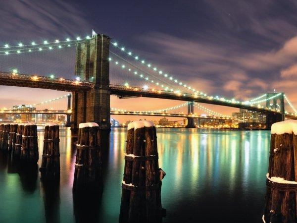 Удивительные мосты, по которым стоит прогуляться (9 фото)