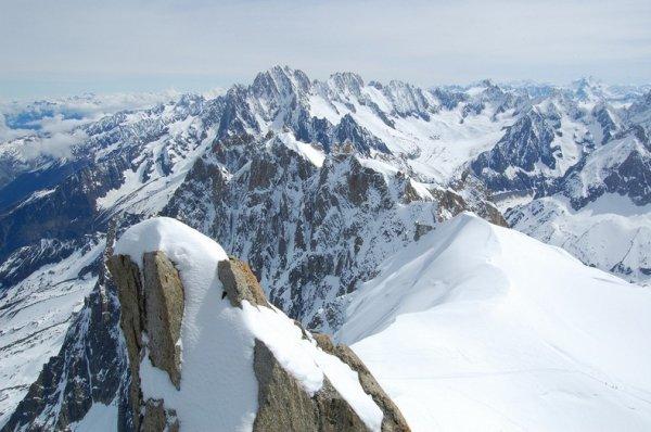 Гора Эгюий-дю-Миди