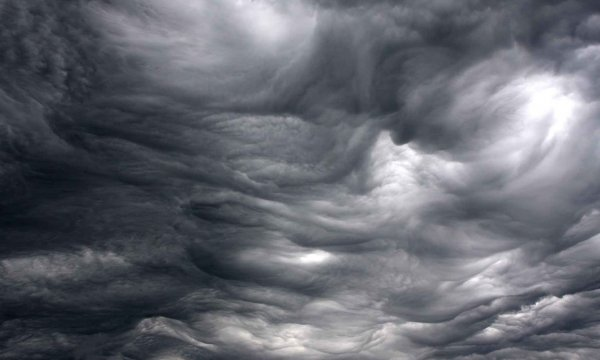Необычные виды облачных образований (15 фото)