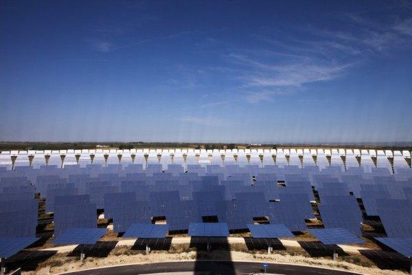 Gemasolar – первая солнечная электростанция, способная работать 24 часа в сутки