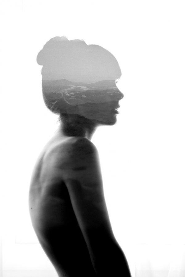 Сюрреалистичные портреты, созданные Анетой Ивановой (5 фото)