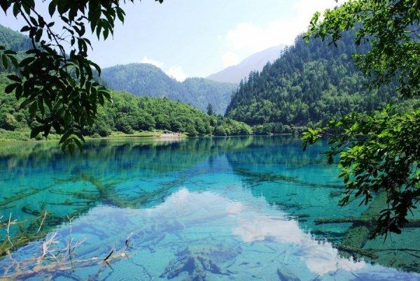 Самые красивые места в Китае