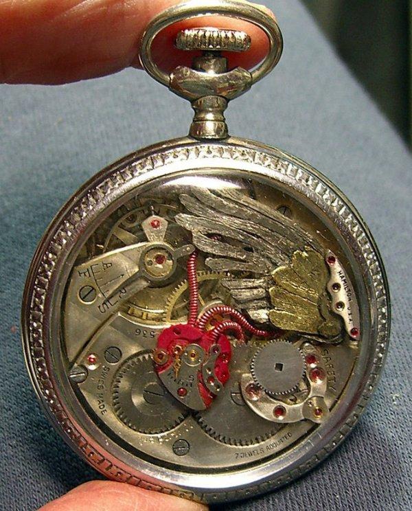 Стимпанк-миниатюры от Сью Беатрис (8 фото)