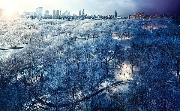 День сменяется ночью в фотопроекте Стивена Уилкса (11 фото)