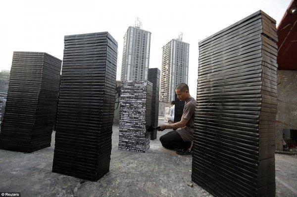 Дафен – крупнейшая арт-студия в мире (25 фото)