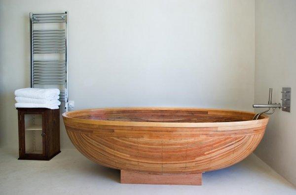 Самые восхитительные гостиничные ванные комнаты (10 фото)