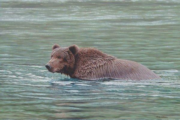 Картины живой природы от Эрика Уилсона
