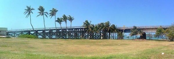 Семимильный мост во Флориде (12 фото)