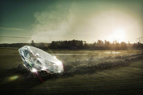 Невероятные фотоманипуляции Эрика Йоханссона (9 фото)