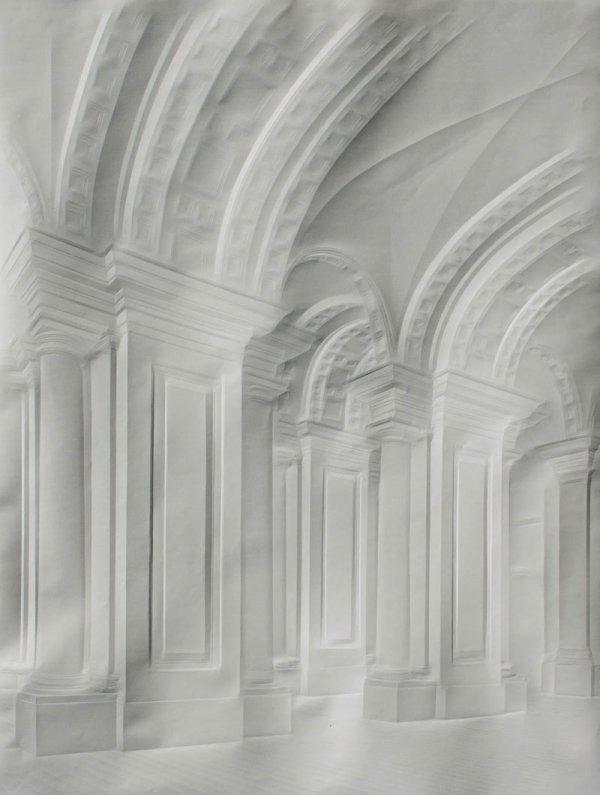 Восхитительные бумажные работы, созданные Симоном Шубертом (20 фото)