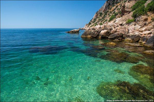 Восхитительные пейзажи неизвестного Крыма (9 фото)