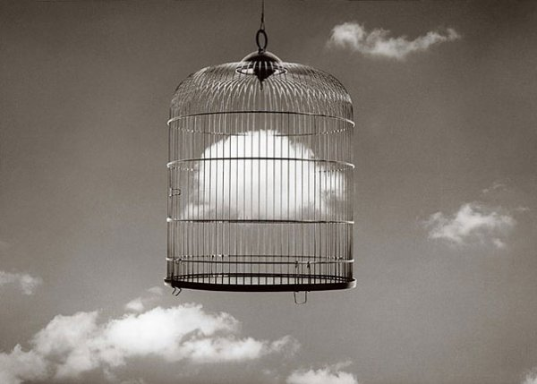 Испанский фотохудожник Чема Мадос и его иллюзорный мир (26 фото)