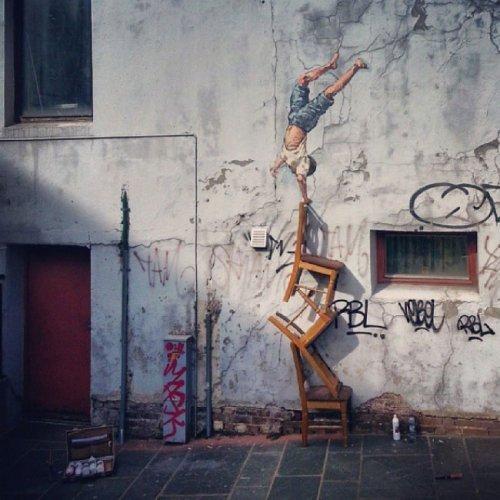 Лучшие стрит-арт работы сентября (20 фото)
