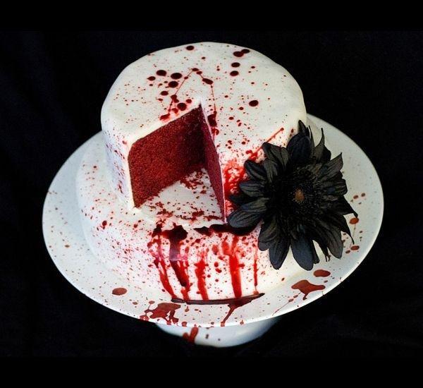 Оригинальные торты на Хэллоуин (20 фото)