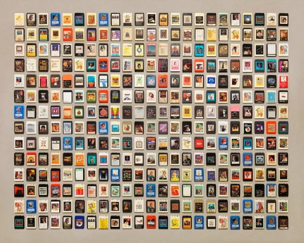 Фотографии аккуратно разложенных предметов от Джима Голдена (18 фото)