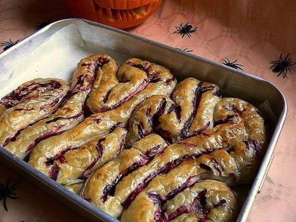 Страшно вкусные блюда на Хэллоуин (23 фото)