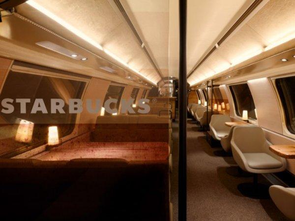 В Швейцарии будут курсировать поезда-кофейни Starbucks (8 фото)
