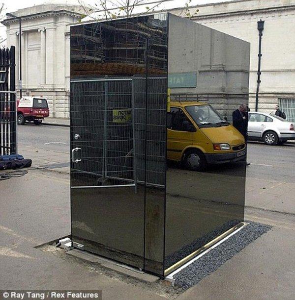 Уникальные туалеты со всего мира (10 фото)