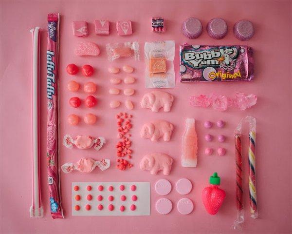 Разноцветные сладости от Эмили Блинко (10 фото)