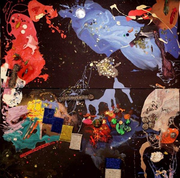 Аэлита Андре – самый юный в мире художник (17 фото)
