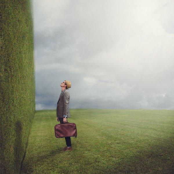 Фотоманипуляции Логана Зиллмера (11 фото)
