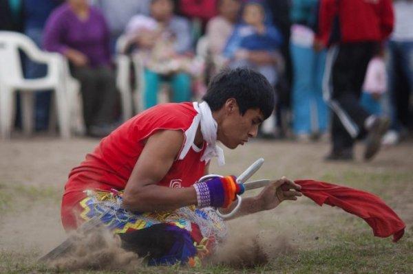 Танец ножниц – перуанский танец-ритуал (13 фото + видео)