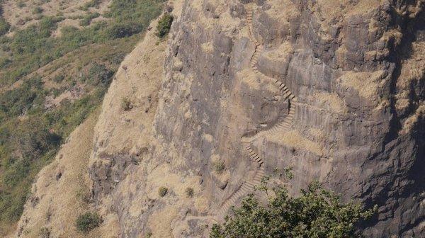 Форт Прабалгад (8 фото)