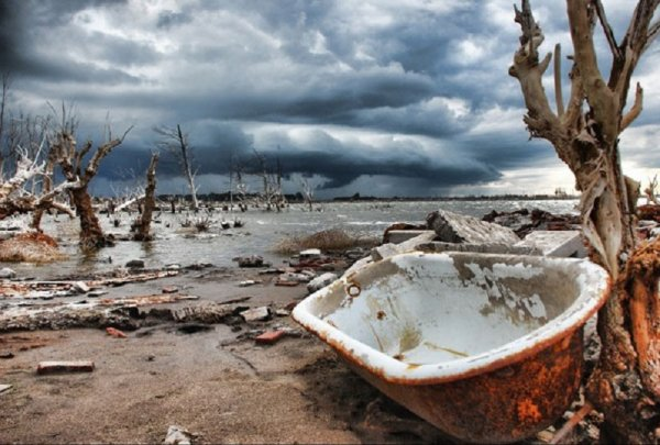 Самые впечатляющие заброшенные места планеты (20 фото)