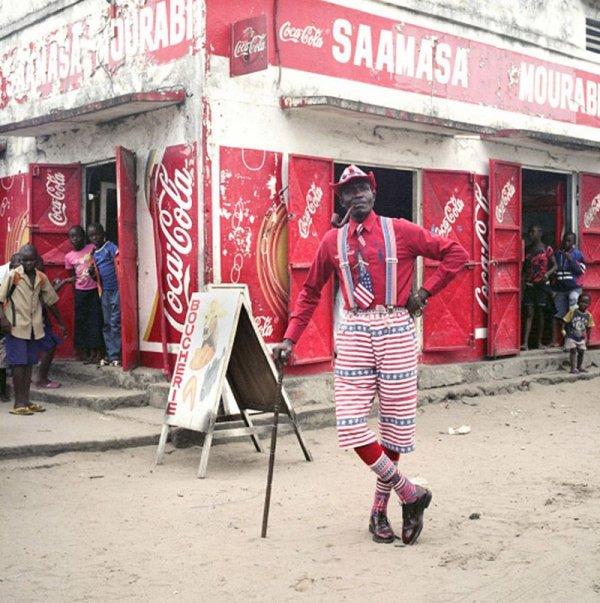 Конголезские стиляги (21 фото)