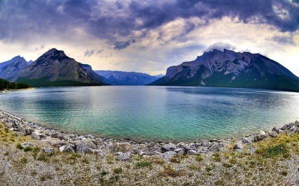 Озеро Пейто с бирюзовой водой – самое знаменитое в Канаде (9 фото)